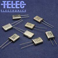 5 PCS. 3276.8 KHz HC-49/U X-TAL Bargain Pack HC49U