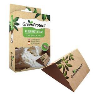 Industrieux Vert Protection De La Farine Moth Piège-afficher Le Titre D'origine