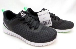 164fffce40b8e1 Image is loading Reebok-ZQuick-Lite-Grey-Teal-Running-Athletic-Shoes-