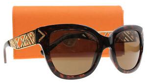 085d9b273a L  K! NWT  195 Tory Burch Sunglasses TY9034 51013 w case Tortoise w ...