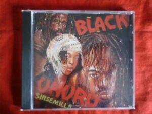 BLACK-UHURU-SINSEMILLA-SEALED-CD