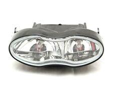 Universal Custom Twin Motorcycle Headlight Streetfighter Cafe Racer 2 x 55w