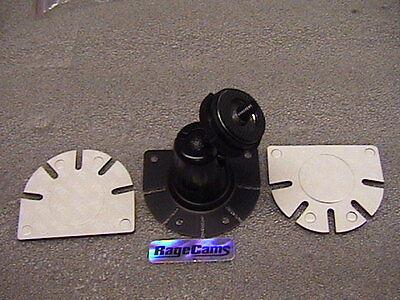Adhesive Base Pan Tilt Swivel Gopro Hero Camera Mount Ebay
