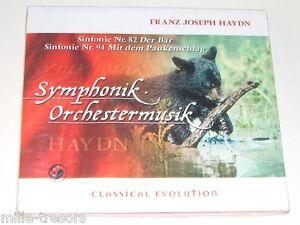 Album-CD-CLASSIQUE-Franz-JOSEPH-HAYDN-Symphonies-N-82-et-N-94