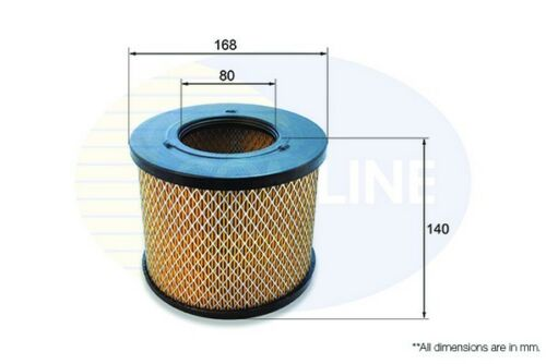 Comline Air Filter Fits Isuzu FVU192
