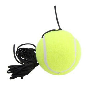 Tennis-Training-Ball-w-Elastic-Rope-Ball-On-Elastic-String-Trainer-Practice-T
