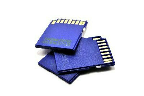 *UK STOCK* 2GB Full Size SD Card for Camera 3DS WII 2 Gig Memory Card SDHC