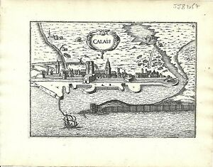 Antique-map-Calais