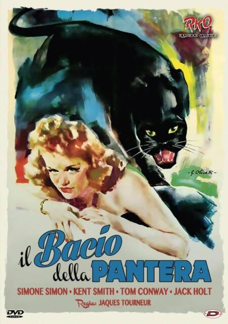 Il Bacio Della Pantera DVD DYNIT RKO
