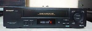 SHARP VC-M251 VIDEOREGISTRATORE VHS CON TELECOMANDO