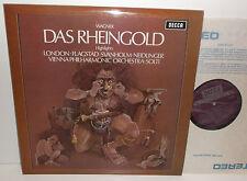 SET 482 Wagner Das Rheingold H/lights London Flagstad Svanholm VPO Solti