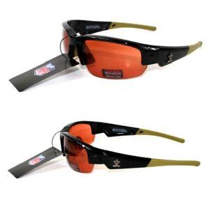940bf3412d87 New Orleans Saints NFL Dynasty Sport Sunglasses 794504227055 | eBay