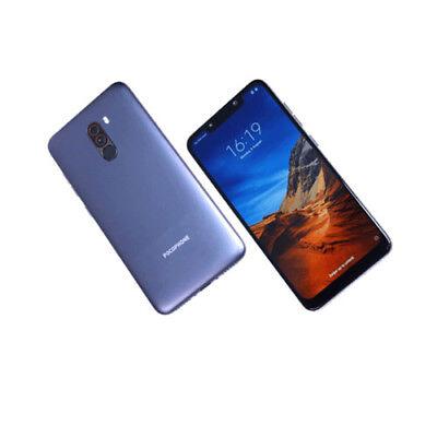 Xiaomi Pocophone F1 6GB RAM 128GB Steel Blue ship from EU nuovo