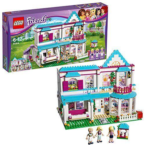 Stephanies Haus, LEGO Friends 41314