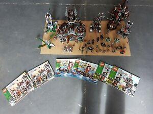 Lego Fantasy Era, Orc, ork, Troll, Oop - Beratzhausen, Deutschland - Lego Fantasy Era, Orc, ork, Troll, Oop - Beratzhausen, Deutschland