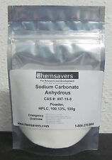 Sodium Carbonate Anhydrous Powder Hplc 10013 Certified 100g