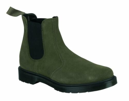 Dr Martens Slip On 2976 Khaki 21130272 Original Classic Doc