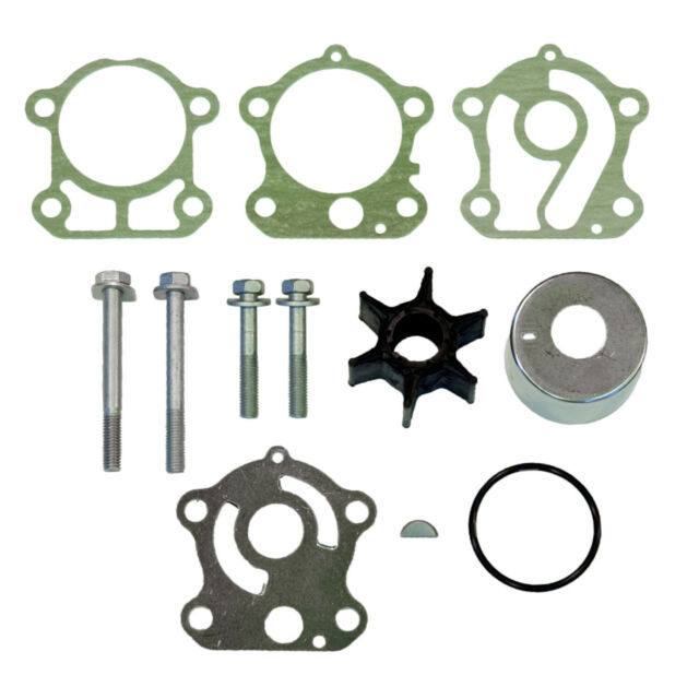 F100 Water Pump Repair Kit 67F-W0078-00-00 OFFICIAL For Yamaha F75 F90 F80