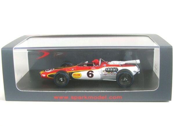 Eagle mk3 No. 6 Indy 500 1967 (Bobby notre)