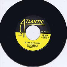 RUTH BROWN - AS LONG AS I'M MOVING (Top Rhythm & Blues JIVER) NEW REPRO