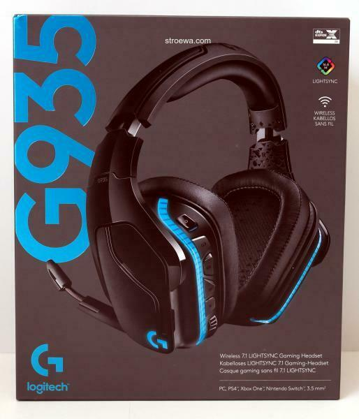 Logitech G935 Gaming Headset 7.1