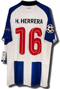 399ecdb4d21 Last One! *BNWT* 18/19 Porto CL Home Shirt #16 Hector Herrera ...