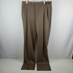 Austin Reed Gabardine Expander Mens Dress Pants Slacks 36w Long Unhemmed Nwot Ebay