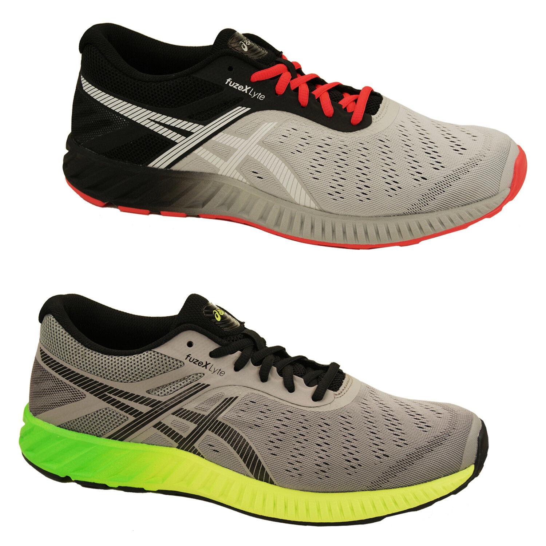 Los últimos zapatos de descuento para hombres y mujeres Asics Fuzex Lyte Zapatillas De Correr Jogging Deportivas Zapatos Hombre