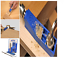 Mini Kreg Jig Kit Woodworking Pocket Hole Joinery Step Drill Bit Allen Wrench