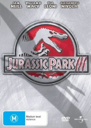 1 of 1 - Jurassic Park 03 (DVD, 2002) VGC Pre-owned (D89)
