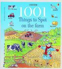 1001 Things to Spot on the Farm by Gillian Doherty (Paperback, 1998)