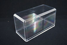Pioneer Brand 1/24 Scale Clear Plastic Display Case - Stackable (Used)