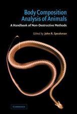 Body Composition Analysis of Animals: A Handbook of Non-Destructive Methods