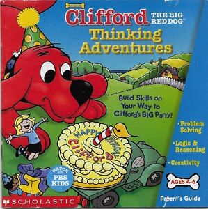 Clifford Thinking Adventures