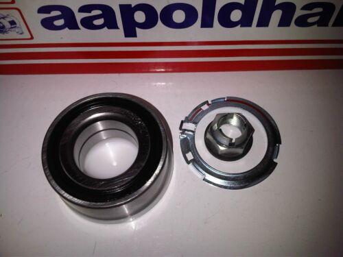 ABS VAUXHALL VIVARO 1.9 2.0 DTi dCi CDTi New Front Wheel Bearing Kit 2002-2014