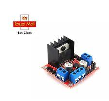 L298N Dual H Bridge Stepper Motor Driver Controller Board Module Raspberry Pi