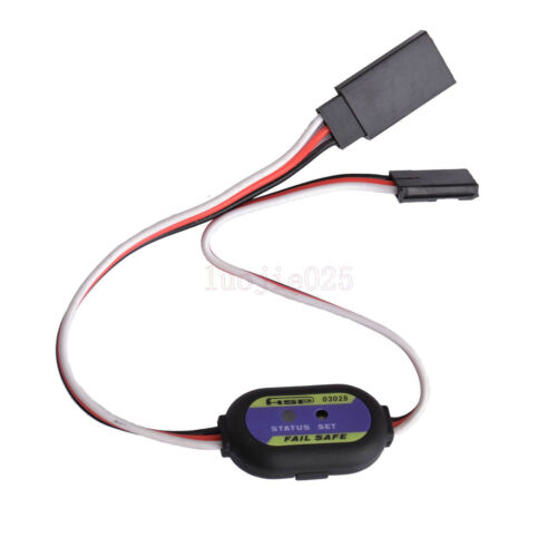 03028 HSP Fail Safe For RC 1//10 Car Buggy Truck Servo Receiver Spare Parts