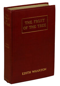 The-Fruit-of-the-Tree-by-EDITH-WHARTON-First-Edition-1907-1st-Printing