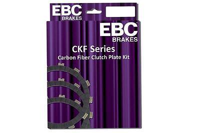 Adatto A Ktm Exc 300 (2t) 00>12 Ebc Carbon Kit Frizione I Clienti Prima Di Tutto