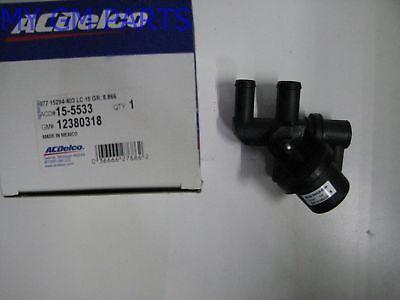 V/álvula de control de calentador de 4 puertos 12380318 para 1996-2000 Silverado Tahoe Suburban