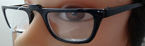 Glasses Frames For High Power : New High Powered Half Frame Lightweight Reading Eyeglasses ...