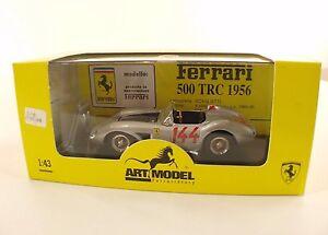 Art-Model-Art-025-Ferrari-500-TRC-1957-Tiefencastel-1-43-neuf-boite-Mint