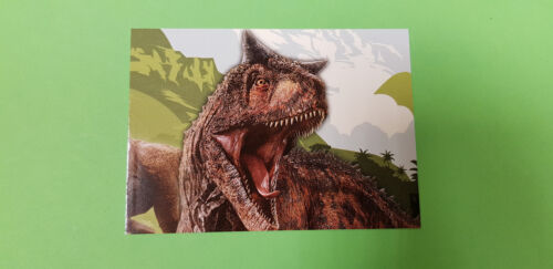PANINI Jurassic World tombent Kingdom trading cards toutes les cartes 1-165 pour aussuch