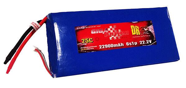 GP229006S  GP229006S 22,2V  22900mAh 6Cell 25C continui  Sconto del 60%