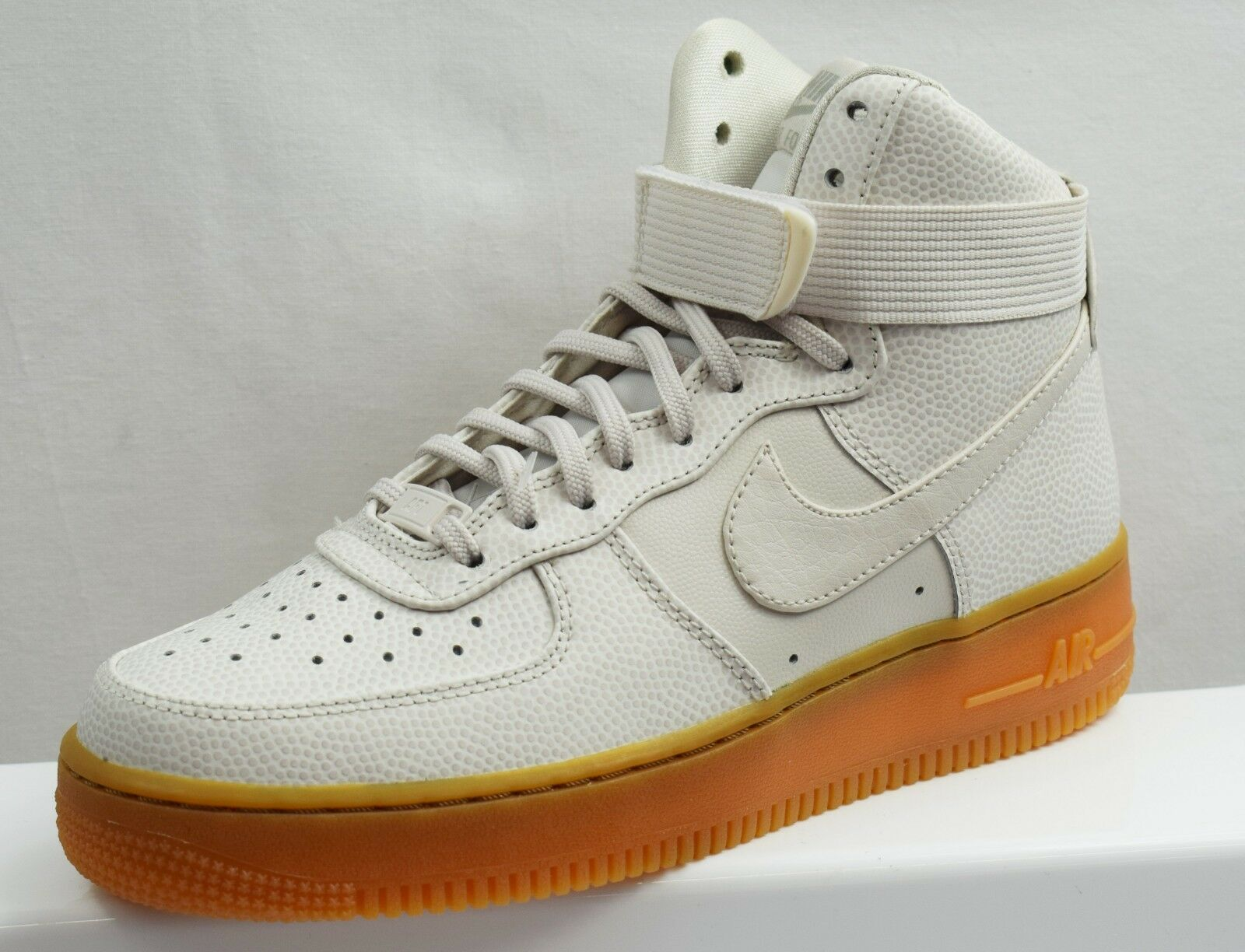 NIKE AIR BRAND FORCE 1 HI SE  LADIES TRAINERS BRAND AIR NEW SIZE (CL13) 0ab5f5