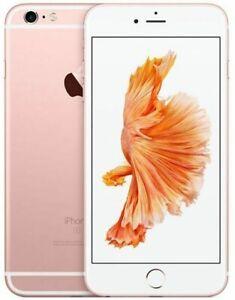 APPLE IPHONE 6S 64 GB Pink Rosa Grado A/B Usato Ricondizionato Rigenerato