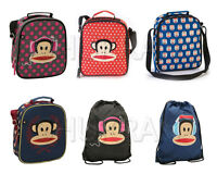 Paul Frank Drawstring Bag - for PE or Swimming Boys Girls - School Lunch Bag