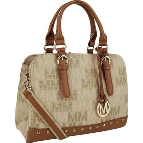 Farrow Fancy Marie M Signature Tote NEW MKF Collection by Mia K
