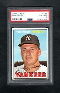 1967-TOPPS-289-TOM-TRESH-NEW-YORK-YANKEES-PSA-8-NM-MT-CENTERED