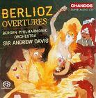Hector Berlioz: Overtures Super Audio Hybrid CD (CD, Jan-2013, Chandos)